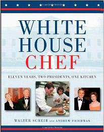 WhiteHouseChefBook