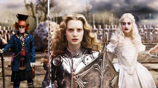 Alice-battle