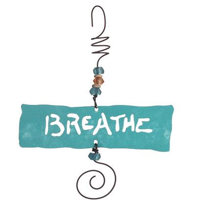 Breathe-chime