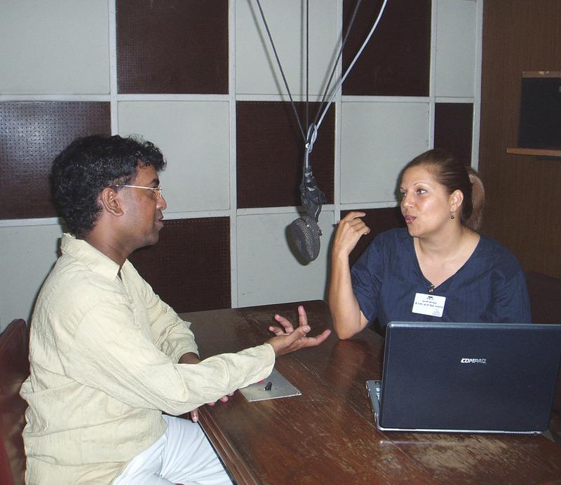 Radio2blog